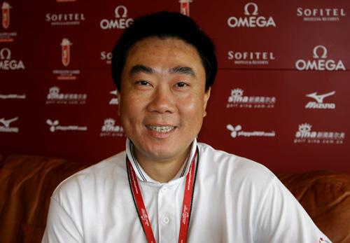 陈凡:广州站两大难点考验球手好成绩需要体力耐心