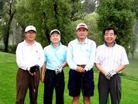 京华球会第十六届会员月例赛欢聚一堂惬意而悠然