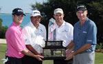PGA大满贯赛第一轮哈灵顿67杆领先卡布雷拉一杆