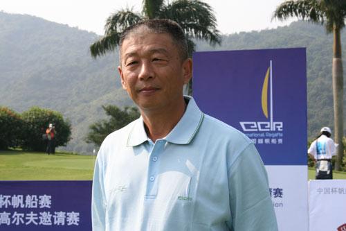 首届中国杯名人高尔夫邀请赛在世纪海景球场举行