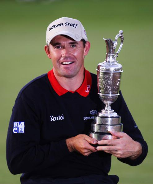 图文-英国公开赛哈灵顿夺冠为欧洲争得荣耀