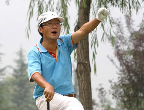 图文-联赛中西分区赛圆满结束西安亚建刘胜利