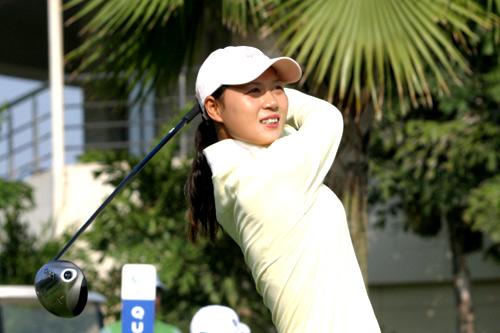 图文-中南分区赛女子组第一轮四川国际张林
