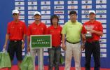 图文-中南分区赛颁奖典礼合肥元一队获第八名