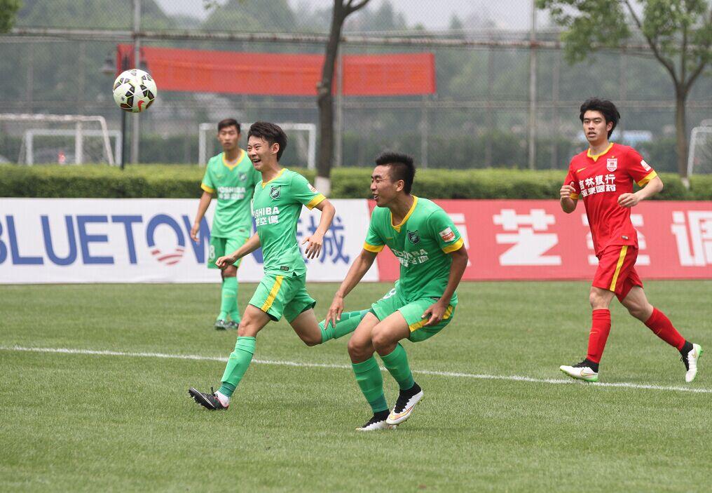 预备队联赛 杭州绿城VS长春亚泰(1)