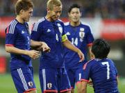 本田单刀中柱后卫乌龙 日本1-0牙买加