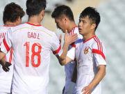 蒿俊闵传射于海武磊破门 国足4-1阿曼