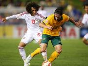 视频录播-2015亚洲杯半决赛 澳大利亚vs阿联酋(上)