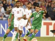 哈里尔两球 阿联酋逆转9人伊拉克获季军