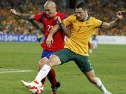 奇兵加时致胜 澳洲力克韩国首夺亚洲杯