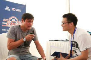 视频-范志毅:我支持郜林 李玮锋很成功祝福他