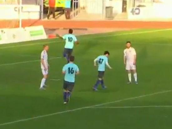 卡尔坦森萨米尔破门 苏宁热身赛2-3