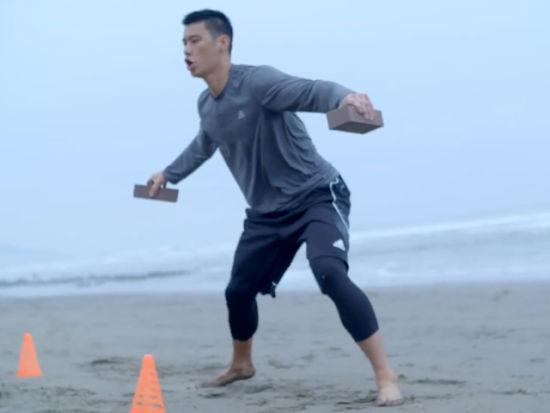 林书豪全中文独白短片