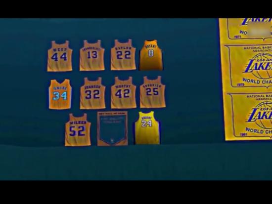 NBA2K16动情模拟科比荣耀时刻
