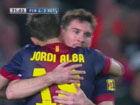 进球视频-小白妙传374助攻 梅西推射梅开二度