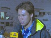 张琳芃:感谢球迷这么早接机 好久没这感觉