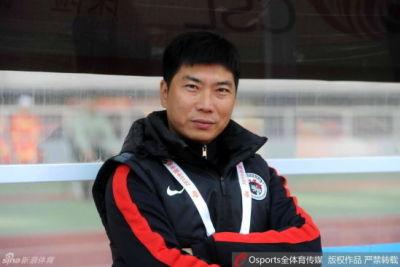辽足主帅:胜泰达因针对性强 要坚持控式足球
