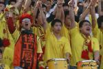 图文-[中超]厦门蓝狮1-3辽宁西洋厦门未能保卫成功