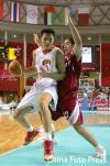 图文-易建联篮球生涯回顾多哈亚运会绝对统治