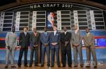 图文-2007年NBA选秀大会他们是今日星中之星
