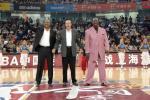 图文-[NBA中国赛]骑士86-90魔术NBA元老前来助阵