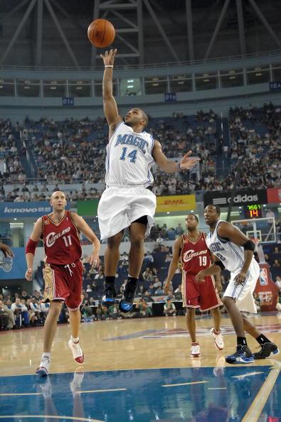 图文-[NBA中国赛]骑士86-90魔术尼尔森最佳后卫