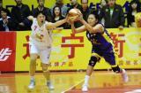WCBA揭幕战辽宁81-84沈部