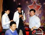2010年WCBA全明星赛区欢迎酒会