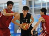 全国体育大会男子三人篮球决赛