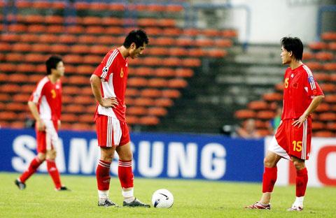 国足亚洲杯惨败之完全解析六点疑问酿就历史性耻辱