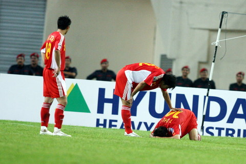 毕熙东:中国足球何以难逃宿命谁最该为溃败负责