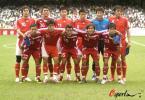 图文-[回归杯]中国队VS明星联队11虎将雄心勃勃