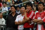 图文-[回归杯]中国联队2-0明星联队教练组望穿秋水