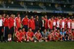 图文-[回归杯]中国联队2-0明星联队赛后集体合影