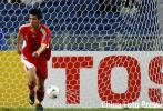 图文-[亚洲杯]中国队VS马来西亚邵佳一打进第二球