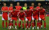 图文-[亚洲杯]中国队VS马来西亚国脚们士气高昂