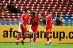 图文-[亚洲杯]中国队VS马来西亚两大功臣庆祝