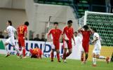 图文-国足亚洲杯小组赛黯然出局佳一孙祥如此失望