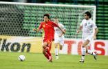 图文-[亚洲杯]中国队0-3乌兹别克此时已经无济于事
