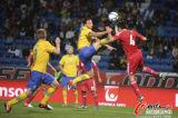 [热身赛]中国0-1瑞典