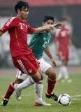 U19国足1-5墨西哥统计