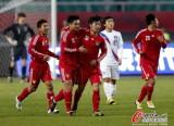 U22国足2-1韩国