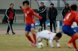 中韩对抗赛U22国足0-1韩国