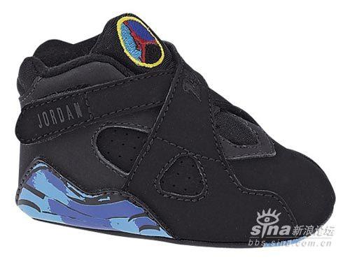 做Sneaker要从娃娃抓起Jordan8RetroInfants