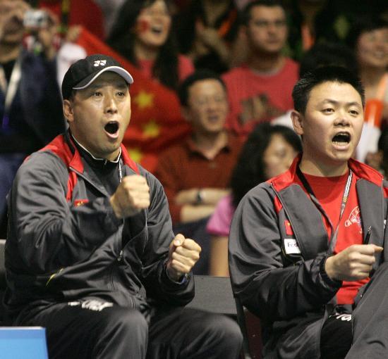 李永波总结不满林丹表现直言决赛若改赛程就退赛