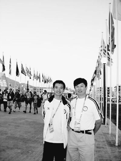 走近香港系列报道:世界冠军黄金宝瞄准北京奥运