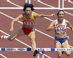 世锦赛中国世青赛冠军折戟女栏王发威领三姝闯关