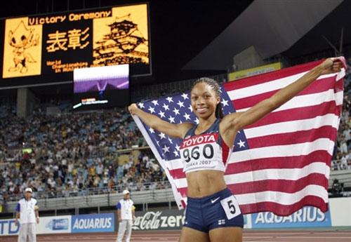菲利克斯跑出八年最好成绩瞄准08金牌不提世界纪录