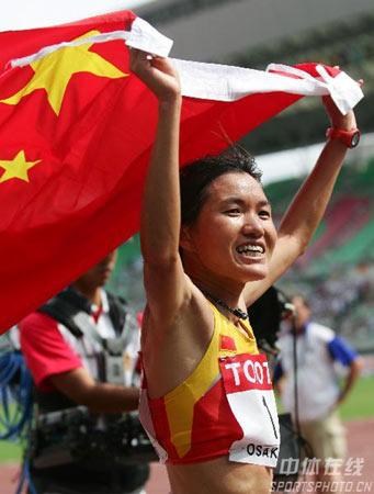 杨健:中国马拉松选手实现突破08成为有力夺金点