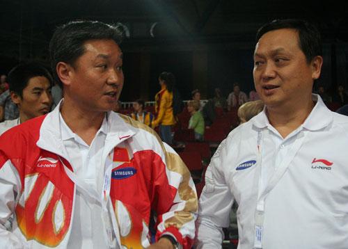 专访体操领队:结果在意料之中决赛必须保证成功率